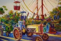 Tractor Parade, AlysLynn Lemke