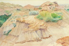Makoshika Cap Rocks, Jo Kopp