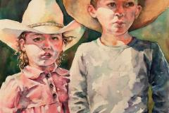 Reluctant Cowpokes, Nancy Wedick