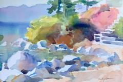 Lake Tahoe Shoreline, Tim Sloan