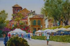 Granada Street Fair, Stephen Walters