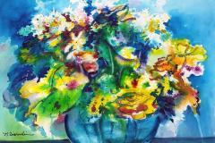 Floral Fiesta, Jan Miskulin