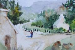 """Faoin Tuath """"Countryside"""", Catherine Alltucker"""