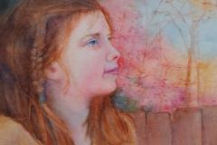 Lost In Thought, Jan Atwood-Ramey