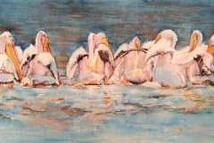 Pelican Party, Jan Atwood-Ramey