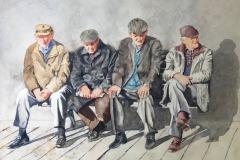 Four Gents, Susan Davis