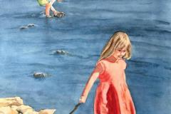 River Walk, Susan Davis