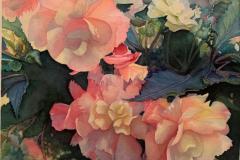 Butchart Begonias, Cynthia Farmer