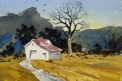 The Olsen Farm, Michael Friedland
