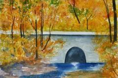 Tunnel to Autumn, Karen Keys