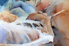 Gentle Cascade, Rebecca Jaggers