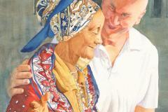 Crossing Cultures, Jo Kopp