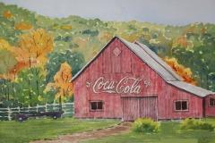 Ralph Wilson – Coca Cola Barn