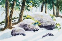 Thomas Adams – Sierra Boulders