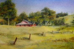 Clarksville Barn, AlysLynn Lemke