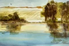 Afternoon Heat, Elaine Schaefer-Hudson
