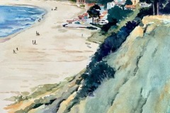 View From the Cliff, Diane Pargament