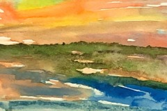 Sunset Peace, Brenda Slabbinck