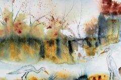 Two in the Brush, Kaye Lochridge