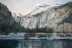 Winter Grandeur, Lucinda Johnson