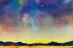 Birds Fly West, Michael Friedland