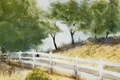 Mustang Lane, Richard Hill
