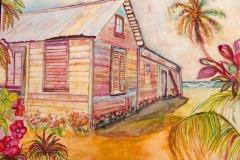St. Lucia Rainbow House, Wyleta McDanniel