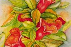 Pomegranate Blossoms, Wyleta McDanniel
