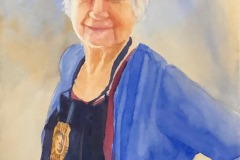 The Painter Lady's Challenge, Jo Kopp