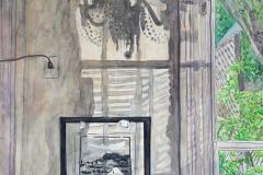 Inside Outside Series - Quarantine Acropolis, Meredith McNeal
