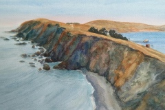 Chimney Rock, Point Reyes, Lucinda Johnson