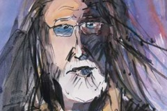 Self Portrait, The Artist, David Peterson