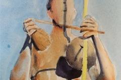 Capoeira 1, Alex Aruj