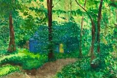 My Cabin, Nancy Paul