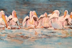 Pelican Party, Jan Atwood Ramey, 2nd