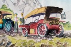Early Off-Road, Thomas Adams