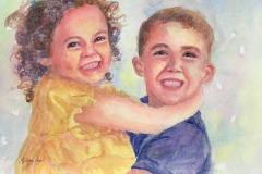 Sibling Love, Melissa Doyel