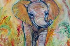 Baby Elephant, Wyleta McDanniel