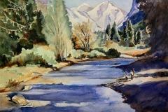 Yosemite View, Diane Pargament