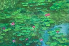 My Lilies, Nancy Paul