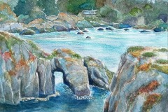 Moody Blues Point Lobos, Lucinda Johnson