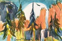 Yosemite, Left Hand, David Peterson