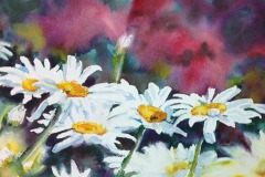 Daisies in the Rough, Colleen Reynolds, 3rd Place Tie