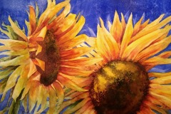 Sunflower Duet, Alyslynn Lemke, 3rd Place Tie