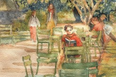 A Day in the Park, Maura Madden-Donovan