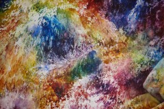 Color Cascade, Alyslynn Lemke