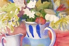 Bouquet with Lemons, Rose Sloan