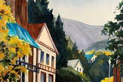 Grass Valley Street, Diane Pargament