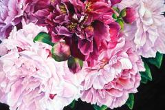 Peony Pinks, Susy Soulies, 1st Place