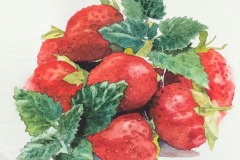 Strawberries and Mint, Ronnie Rector